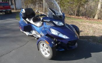 2010 Can-Am Spyder RT for sale 200549216