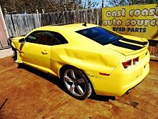 2010 Chevrolet Camaro SS Coupe for sale 100291125