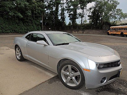 2010 Chevrolet Camaro LT Coupe for sale 100779177