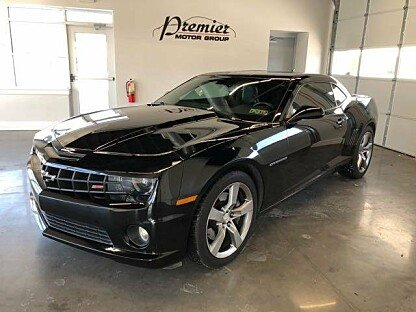 2010 Chevrolet Camaro SS Coupe for sale 100944398