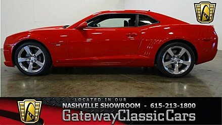 2010 chevrolet camaro classics for sale classics on autotrader. Black Bedroom Furniture Sets. Home Design Ideas