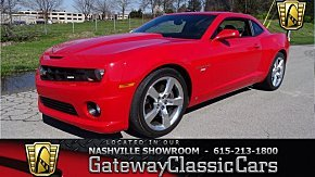 2010 Chevrolet Camaro SS Coupe for sale 100967370
