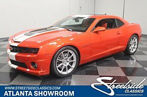 2010 Chevrolet Camaro SS Coupe for sale 100995743