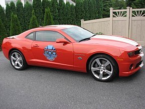 2010 Chevrolet Camaro SS Coupe for sale 101008139