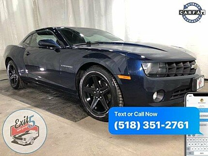 2010 Chevrolet Camaro LT Coupe for sale 101008492
