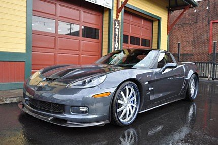 2010 Chevrolet Corvette ZR1 Coupe for sale 100844349