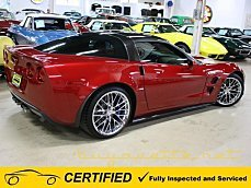 2010 Chevrolet Corvette ZR1 Coupe for sale 100974733