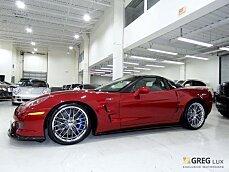 2010 Chevrolet Corvette ZR1 Coupe for sale 100977479
