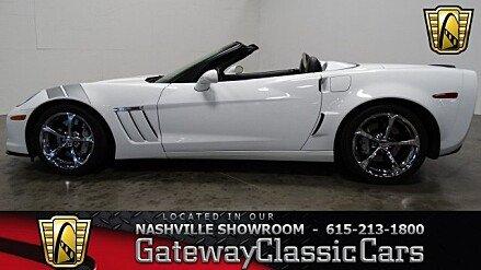 2010 Chevrolet Corvette Grand Sport Convertible for sale 100846170