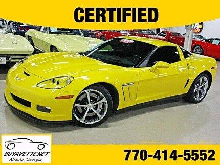 2010 Chevrolet Corvette Grand Sport Coupe for sale 100853814