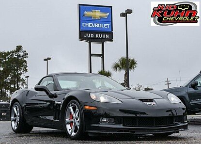 2010 Chevrolet Corvette Grand Sport Coupe for sale 100872120