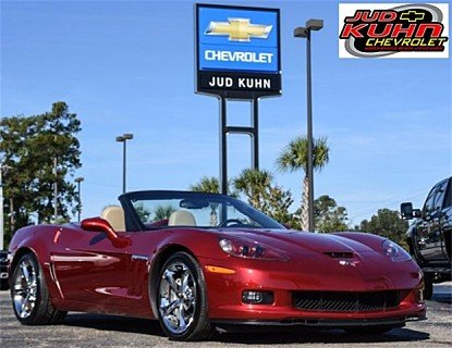2010 Chevrolet Corvette Grand Sport Convertible for sale 100924000