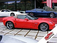 2010 Chevrolet Corvette Grand Sport Convertible for sale 100927361