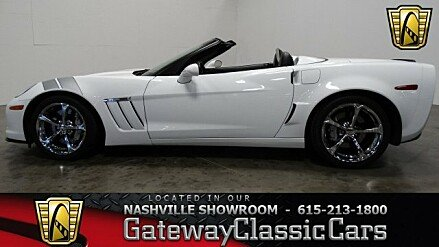2010 Chevrolet Corvette Grand Sport Convertible for sale 100949418