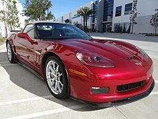 2010 Chevrolet Corvette Grand Sport Convertible for sale 100953982