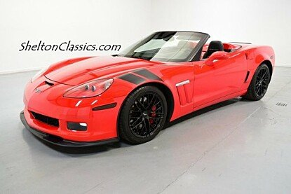 2010 Chevrolet Corvette Grand Sport Convertible for sale 100974835