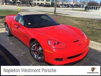 2010 Chevrolet Corvette Grand Sport Convertible for sale 100979566