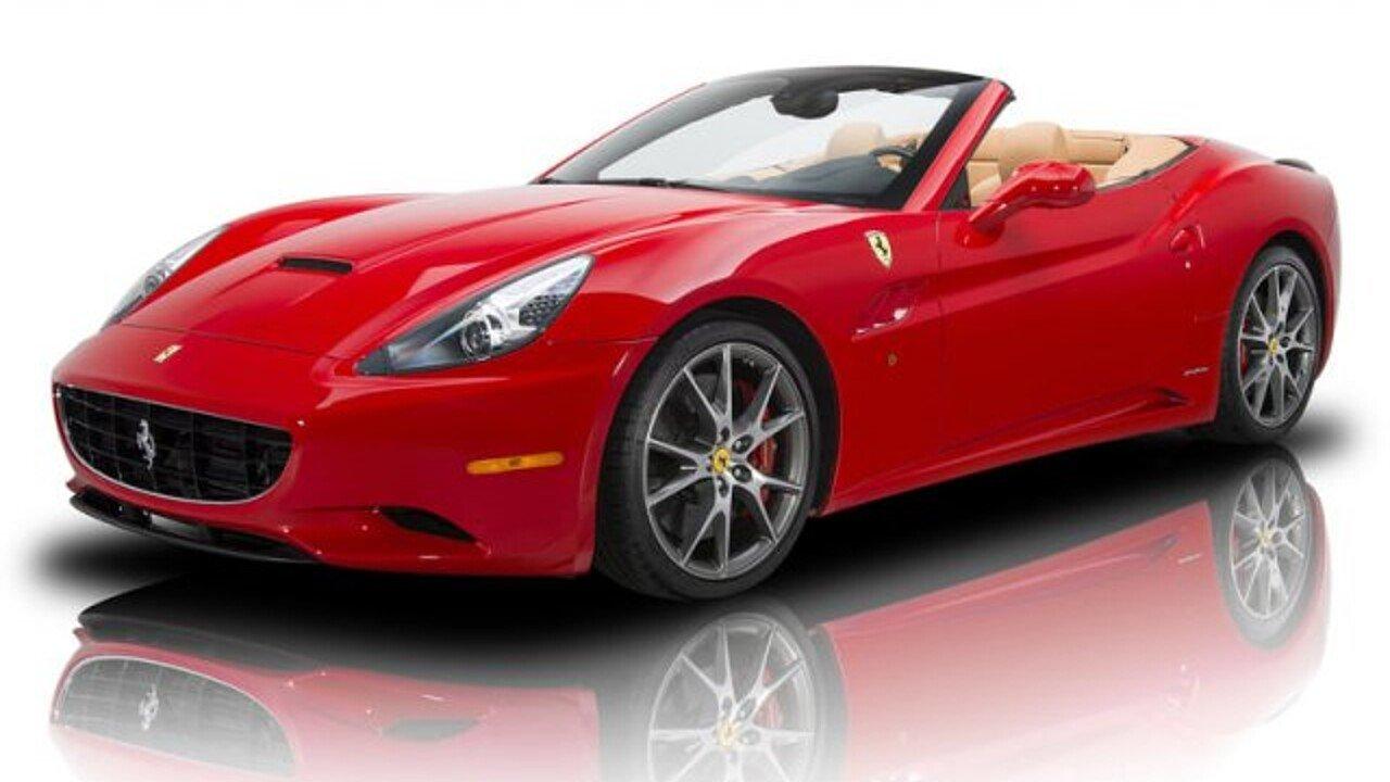 2010 Ferrari California for sale 100929855