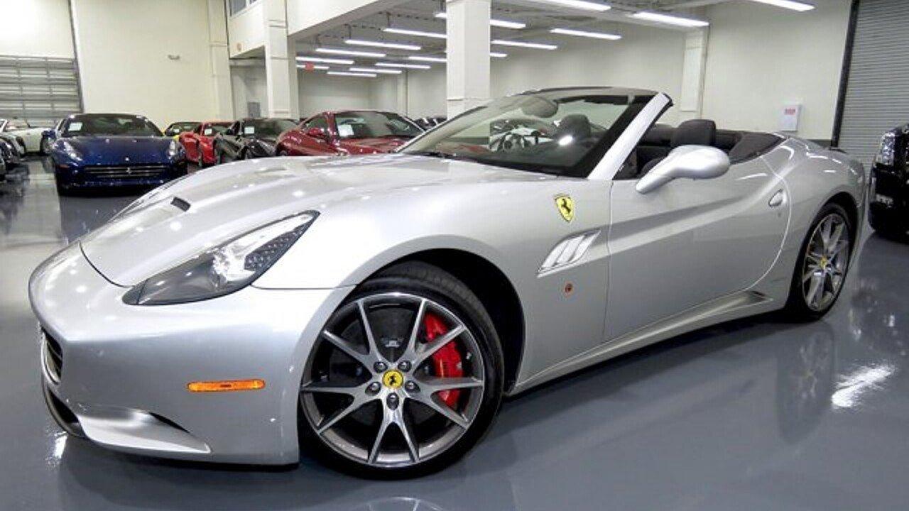 2010 Ferrari California for sale 101019456