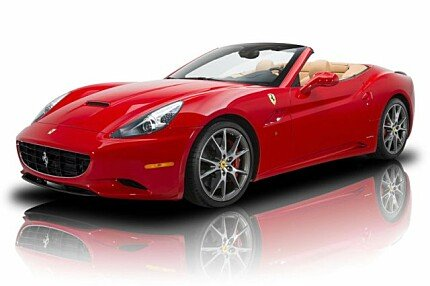 2010 Ferrari California for sale 100929855