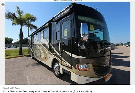 2010 Fleetwood Discovery for sale 300145887