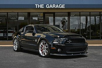 2010 Ford Mustang Shelby GT500 Coupe for sale 100947386