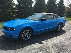 2010 Ford Mustang Convertible for sale 100753299
