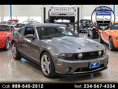 2010 Ford Mustang GT Coupe for sale 100923288