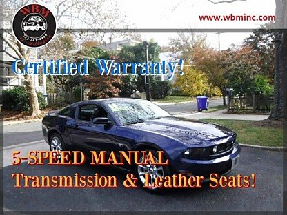 2010 Ford Mustang GT Coupe for sale 100925265