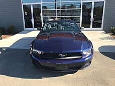 2010 Ford Mustang Convertible for sale 100967995