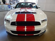 2010 Ford Mustang Shelby GT500 Coupe for sale 100977603