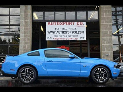 2010 Ford Mustang GT Coupe for sale 101014417