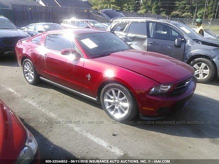 2010 Ford Mustang Coupe for sale 101015725