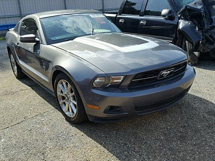 2010 Ford Mustang Coupe for sale 101030709