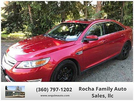 2010 Ford Taurus SHO AWD for sale 100906824