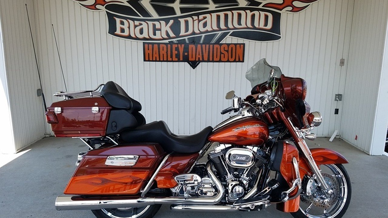 2010 Harley-Davidson CVO for sale 200483997