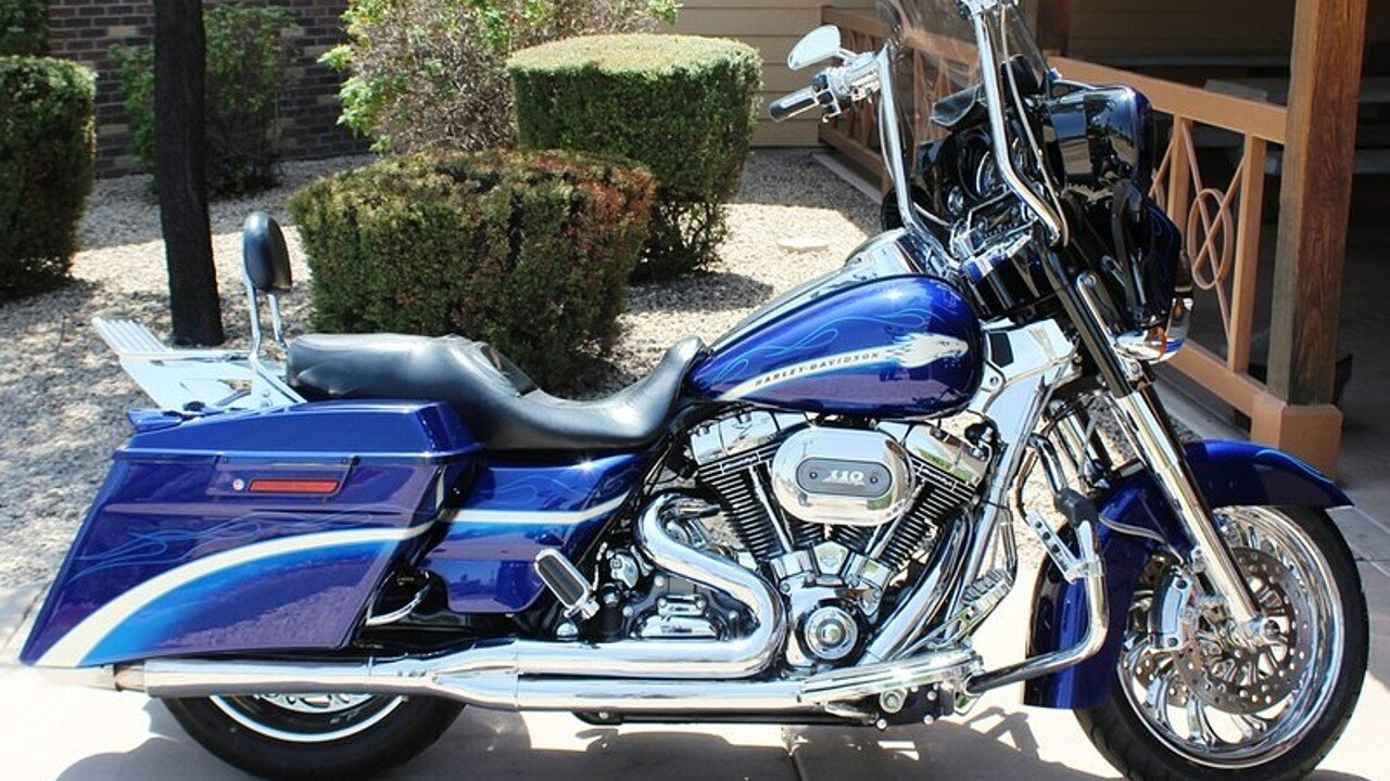 2010 Harley-Davidson CVO for sale 200609751