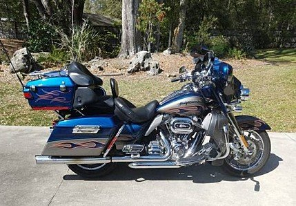 2010 Harley-Davidson CVO for sale 200456175