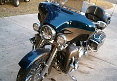 2010 Harley-Davidson CVO for sale 200522774