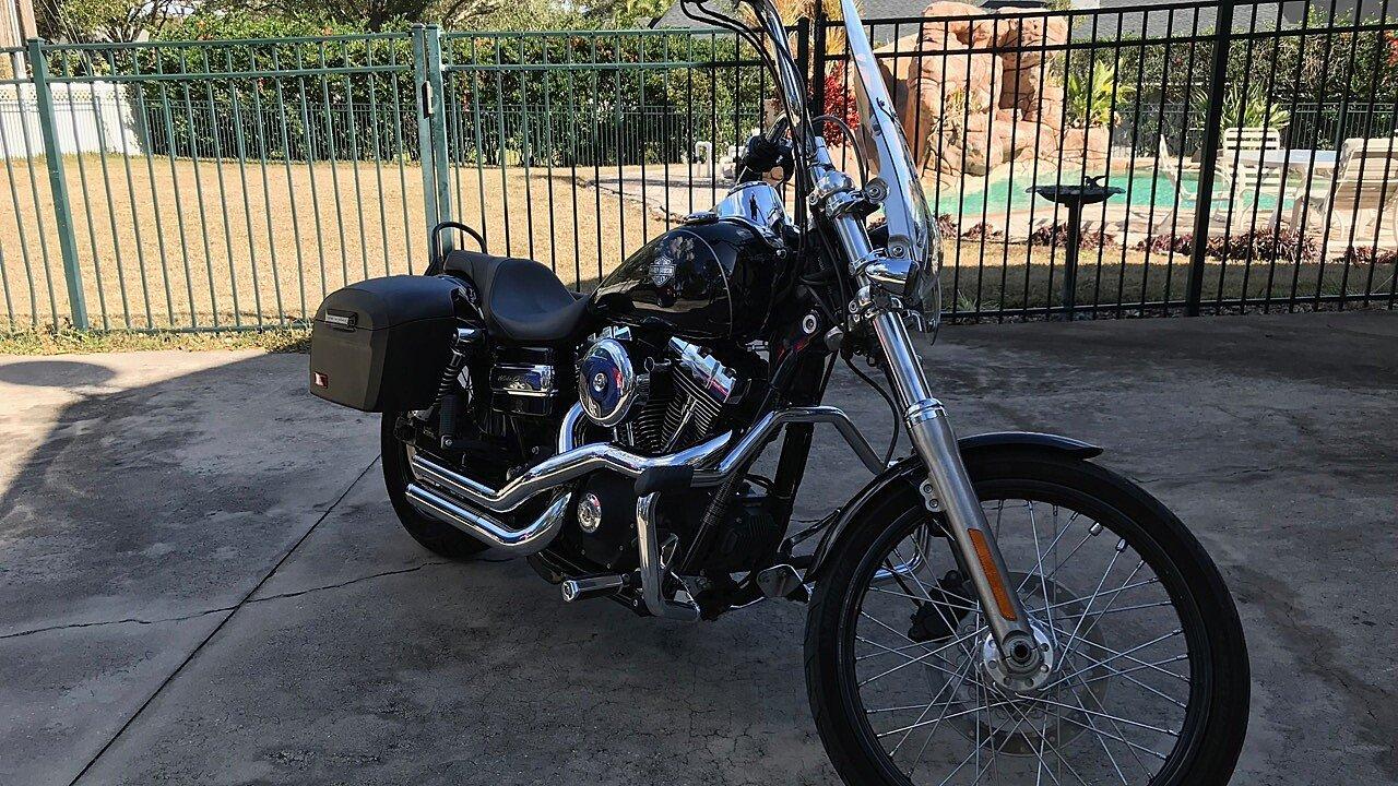 2010 Harley-Davidson Dyna for sale 200544359