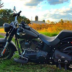 2010 Harley-Davidson Softail Fat Boy Lo for sale 200371520