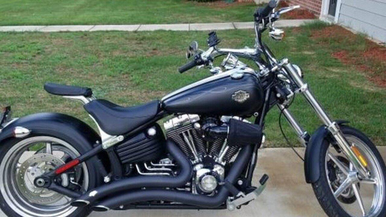 2010 Harley-Davidson Softail for sale 200618538