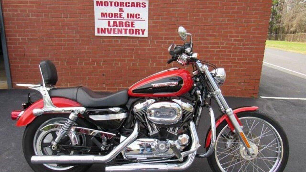 2010 Harley-Davidson Sportster for sale 200549382