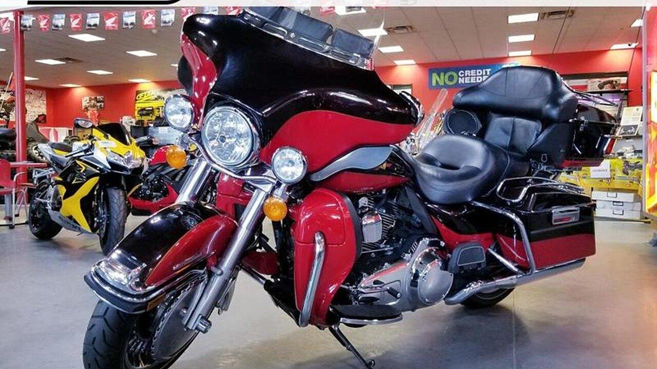 2010 Harley-Davidson Touring for sale 200588763