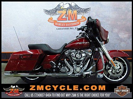 2010 Harley-Davidson Touring for sale 200463177