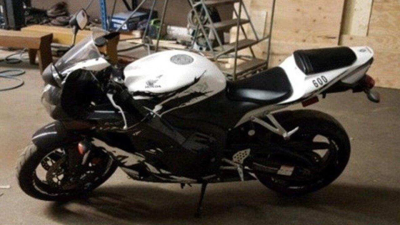 2010 Honda CBR600RR for sale 200486715