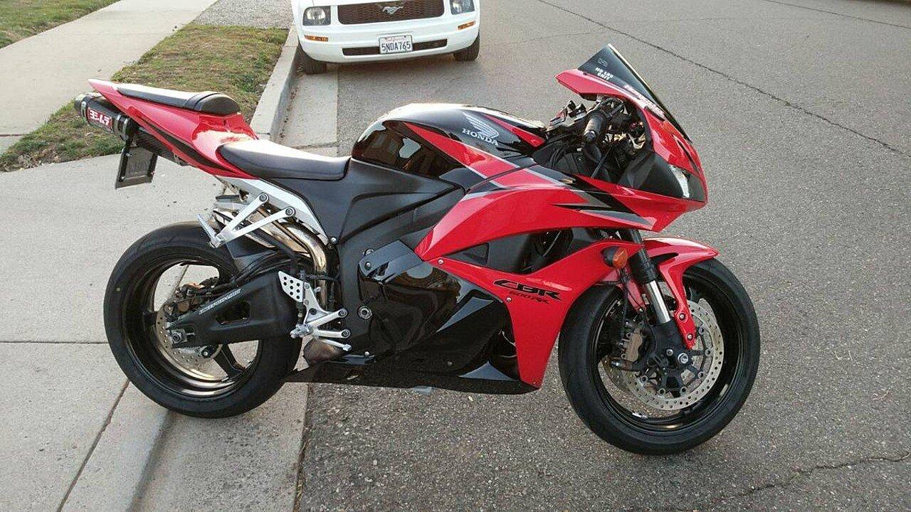 2010 Honda CBR600RR for sale 200547043