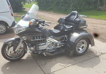 2010 Honda Gold Wing for sale 200472654