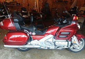 2010 Honda Gold Wing for sale 200503726