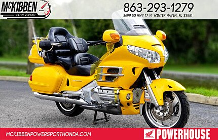 2010 Honda Gold Wing for sale 200588886